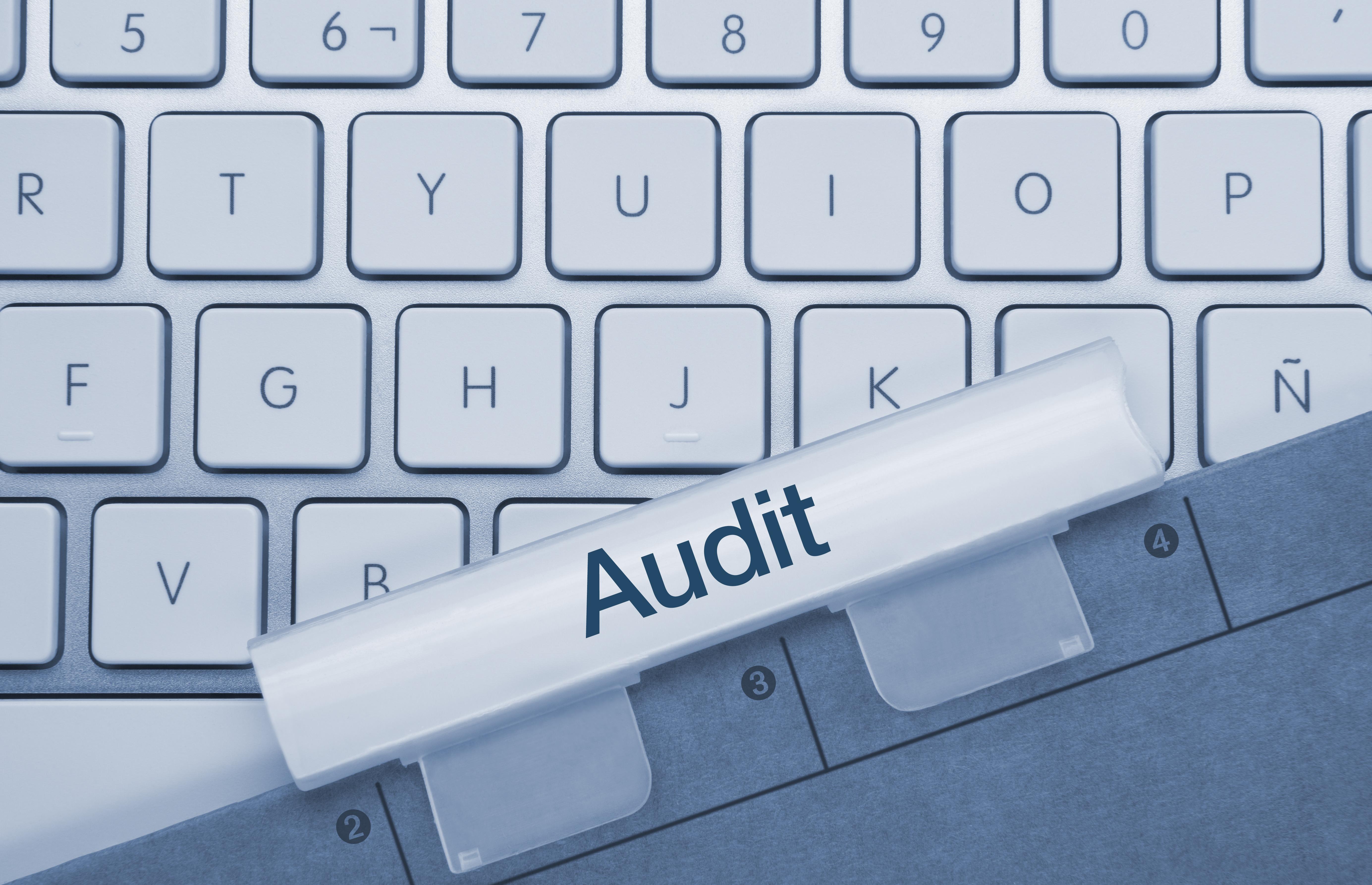 AuditKeyboard
