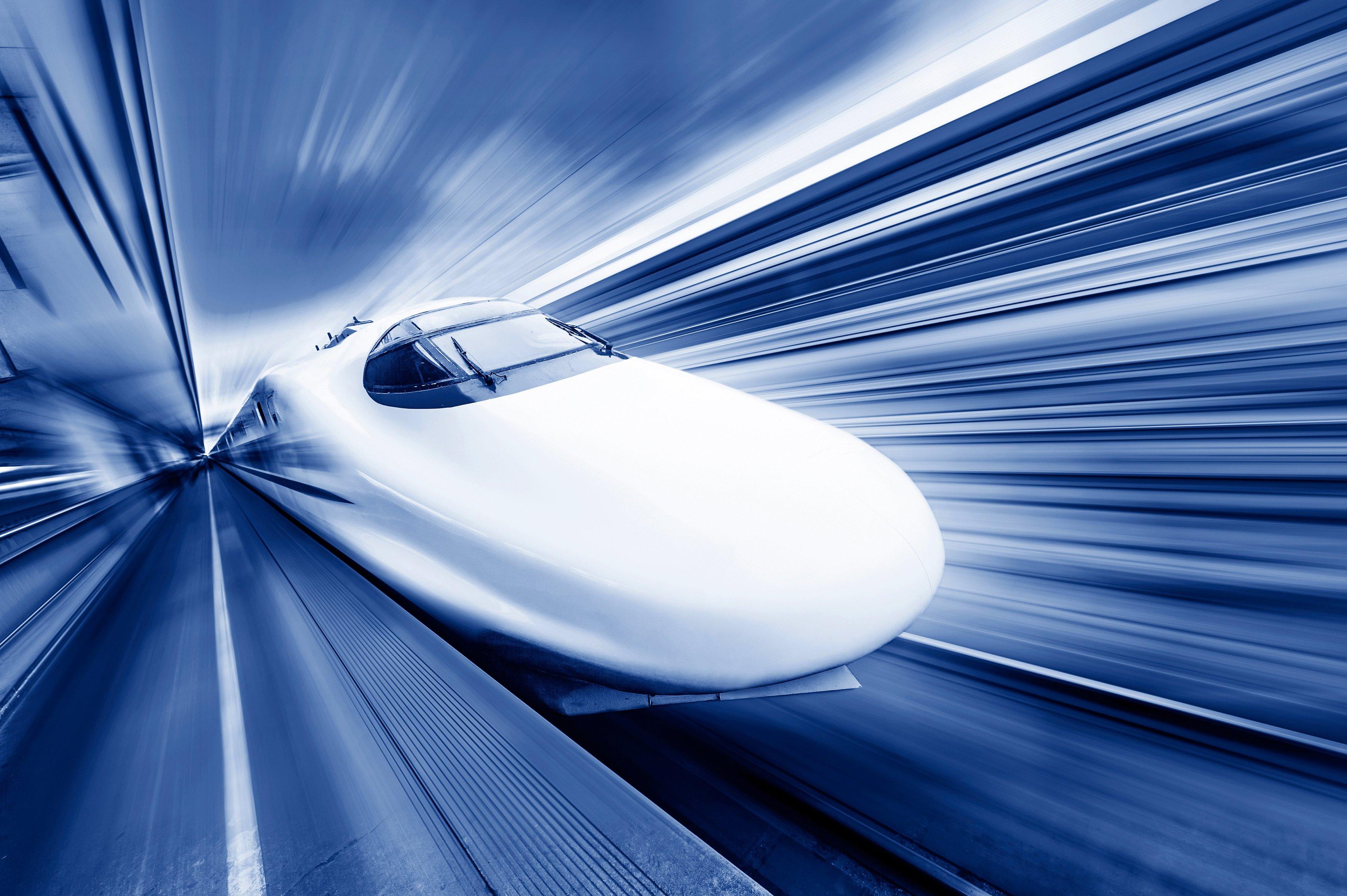 090619 speeding train