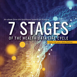 7 Stages of Health Data Life Cycle - ebook - COVER IMAGE