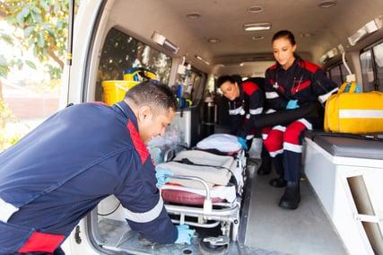 QT - ambulance handoff