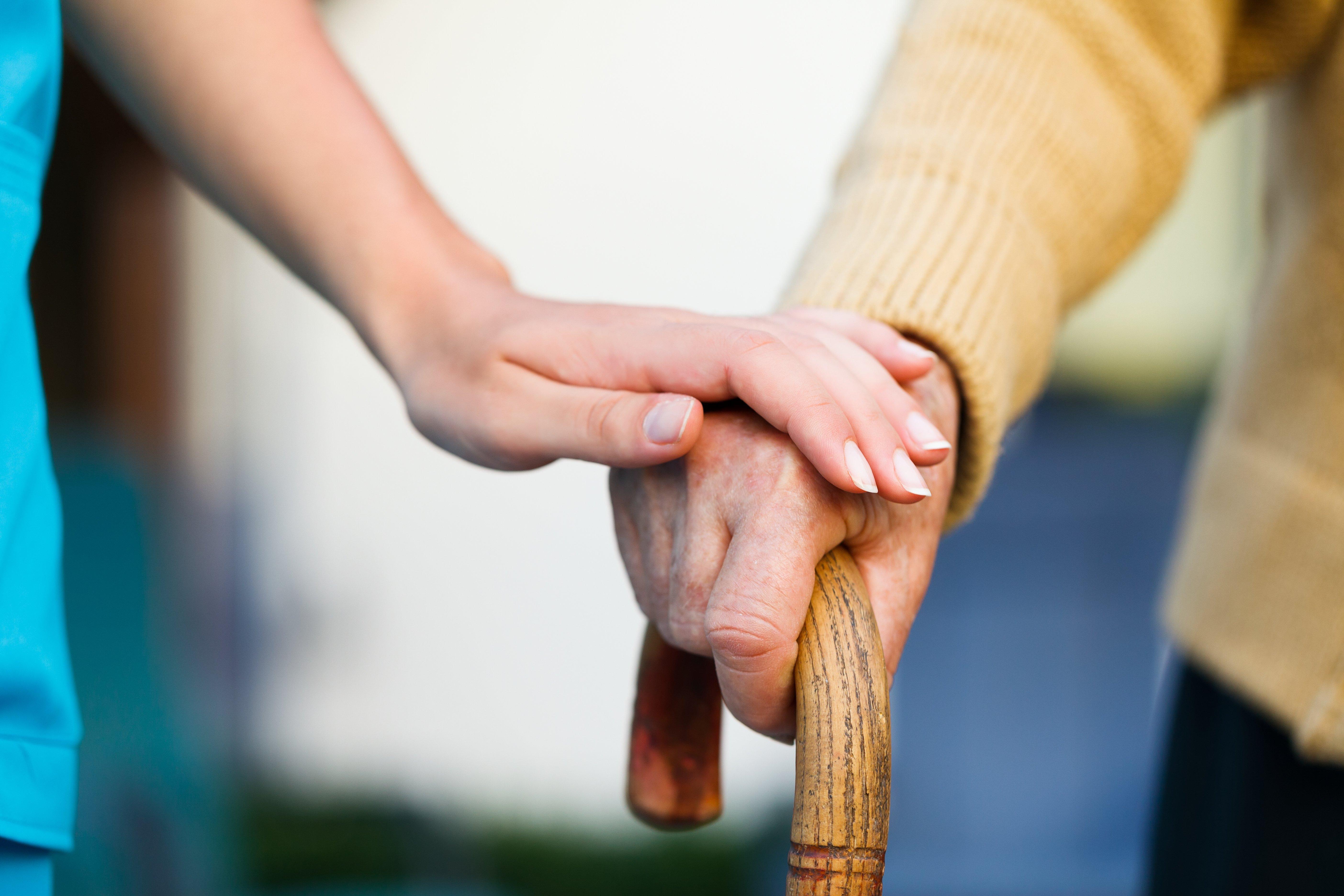 aging - caregiver