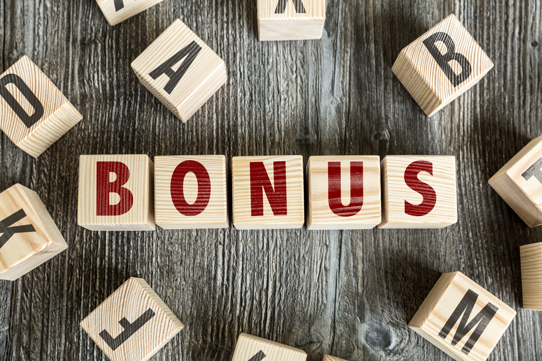 bonus payment