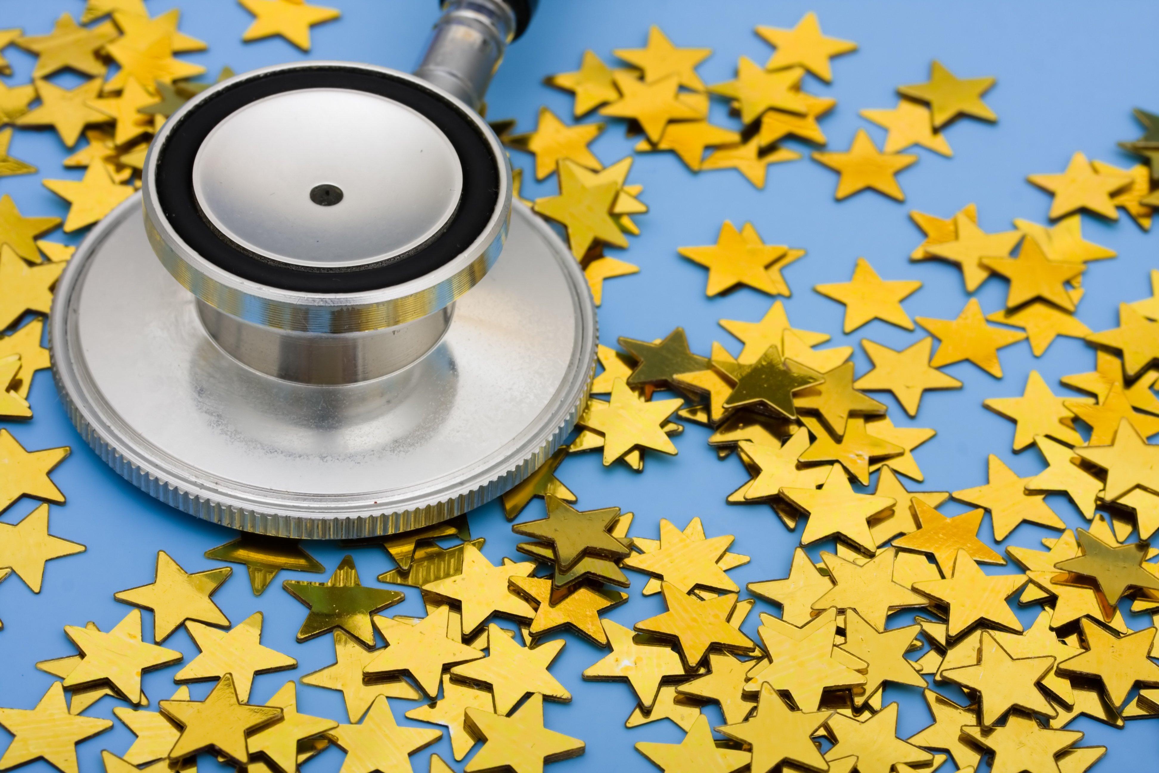 health star ratings