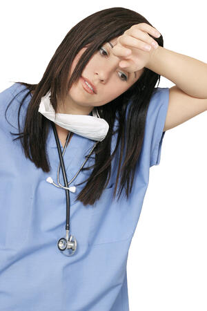 nurse overwork