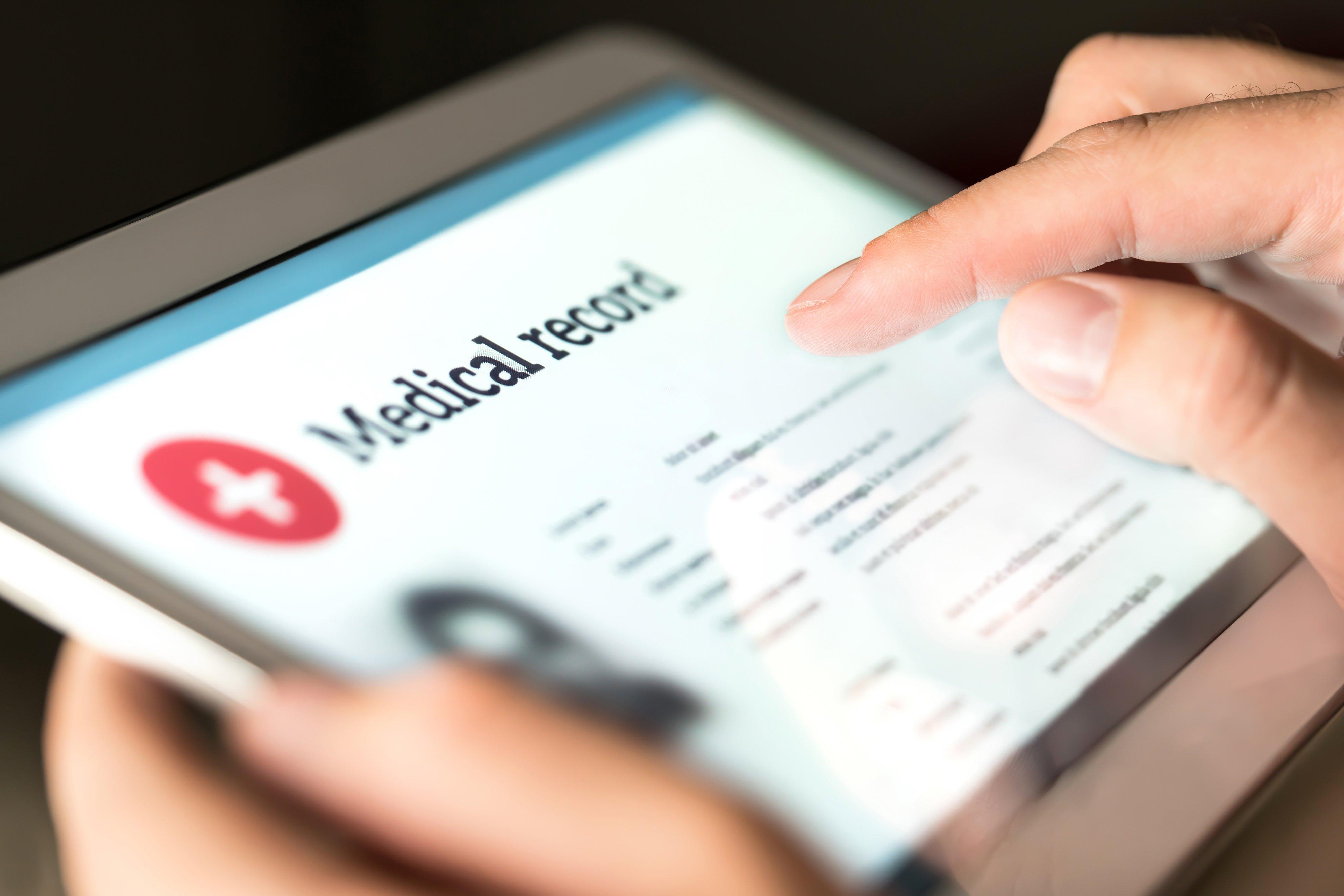 patient digital ehr access
